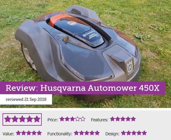 Husqvarna 450X Review