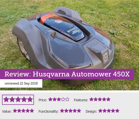 Husqvarna 450X Review